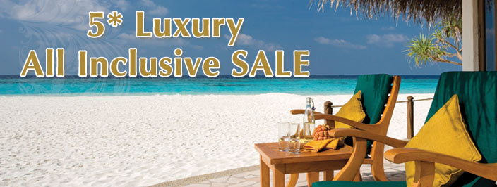 Luxury All Inclusive Sale